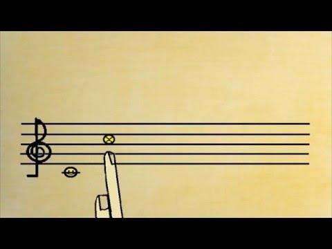 Animación   Intervalos musicales