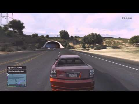 Grand Theft Auto 5 Online - Officer Speirs - Not Again