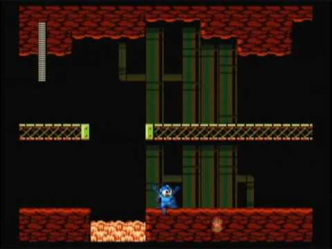 Mega Man 9 - Magma Man Perfect Run