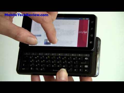 Video: Motorola Droid 3 Review