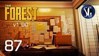 Nuevo Final, ¡y un final alternativo secreto! | The Forest - 1.05 | #87