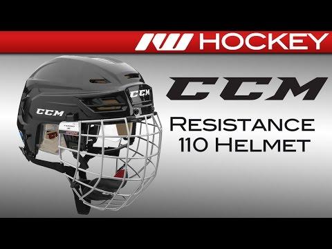 CCM Resistance 110  Helmet Review