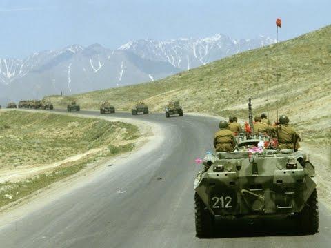Афганистан, 1979-1989 Мы интернационалисты Краткая история войны