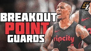 BREAKOUT Point Guards Fantasy Basketball 2018-2019
