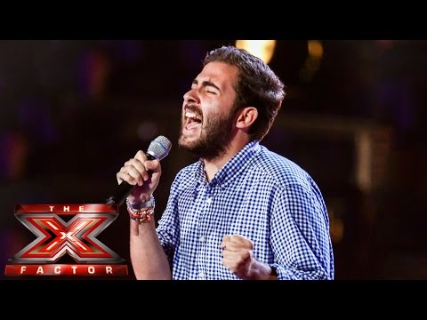 Andrea Faustini sings I Didn't Know My Own Strength