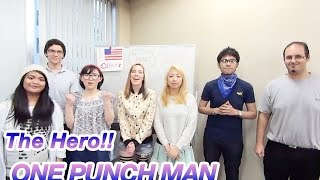 The Hero!! [ONE PUNCH MAN]OP(Anison Acapella Cover) ワンパンマン【Diana Garnet】