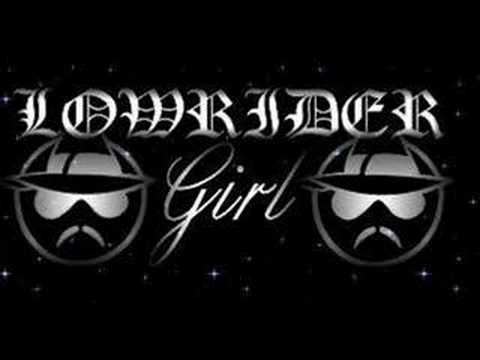 Lil Blacky-Lowrider Girl Video