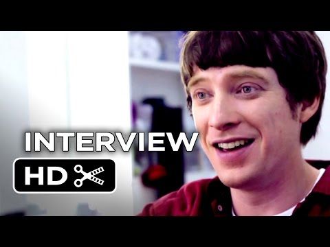 Calvary Interview - Domhnall Gleeson (2014) - Brendan Gleeson, Chris O'Dowd Comedy HD