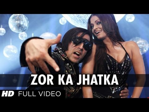 Zor Ka Jhatka Full Hd Song Action Replayy video
