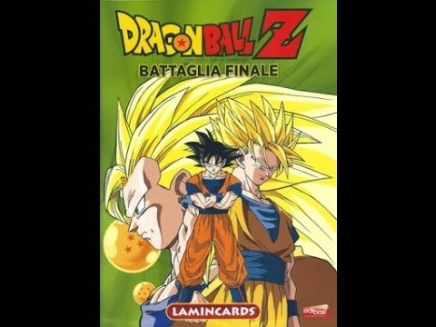 coleccion completa dragon ball z lamincards Battaglia finale edición italiana