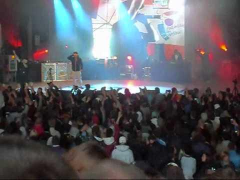 PARIAS na Warsaw Challenge 2011 - Premierowy koncert (wejście i zakończenie)