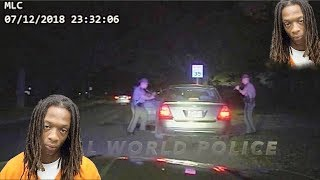 Trooper Dragged Nearly Two Miles When Traffic Stop Goes Bad