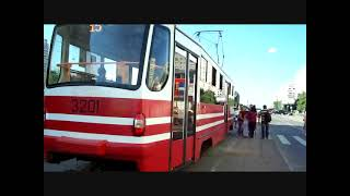 Trams of Moscow, Russia 2009 (Tрамваи Москвы 2009)