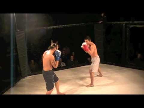 Charlies Combat Club - Jake Furney