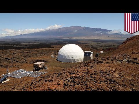 NASA mission to Mars: Hi-Seas team practices life on Mars on a Hawaii volcano