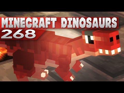 Minecraft Dinosaurs! || 268 || Nether Allosaurus