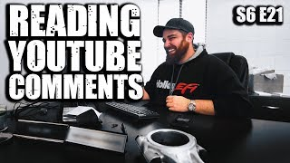Reading YouTube Comments & Answering your Questions | RPM S6 E21
