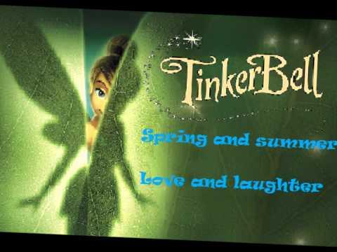 tinkerbell how to believe lyrics