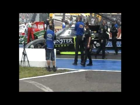 John Force 2008 Englishtown Video