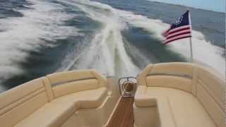 Chris-Craft Corsair 36 from Motor Boat & Yachting