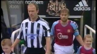 Lee Bowyer Kieron Dyer fight (full Match of the Day clip)