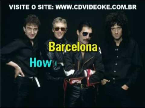 Freddie Mercury & Montserrat Caballé   Barcelona