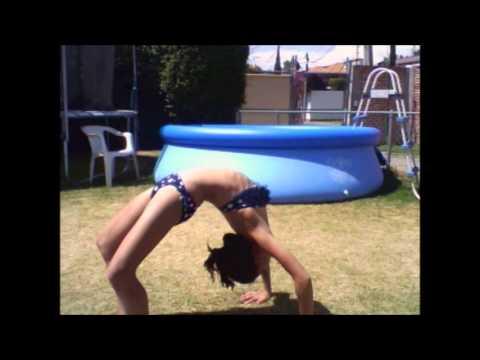 seven gymnastics girls audition   youtube