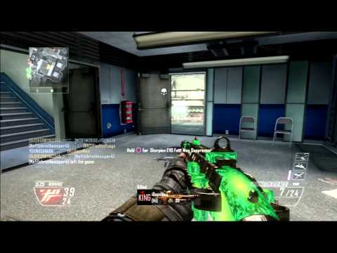 Black ops 2 gameplay w/Young Canada
