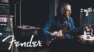 Fender Factory Tour on Guitar Universe