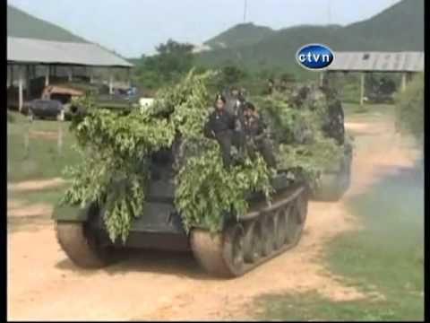 Cambodia Khmer News Music Song Cambodian Military Presentations
