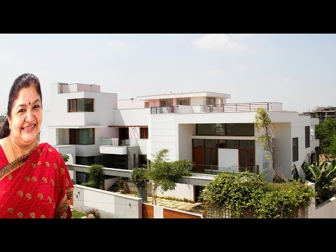 K. S. Chithra Luxury Life | Net Worth | Salary | Business | Cars | House | Family | Biography