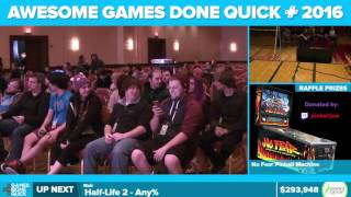 Half-Life 2 by Noir in 1:49:52 - Awesome Games Done Quick 2016 - Part 52