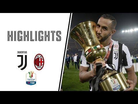 HIGHLIGHTS: Juventus vs AC Milan 4-0 - TIM Cup Final - 09.05.2018