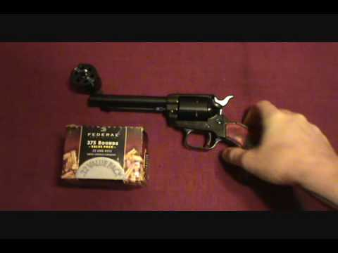 Heritage Rough Rider .22 Review