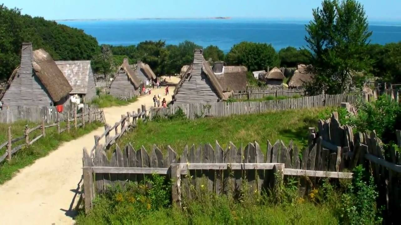 Plimoth plantation youtube for Country plans com