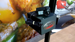 Flaming Coals Portable Camping Spit Roaster Review