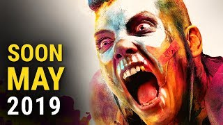 Top 25 Upcoming Games of May 2019 (PC PS4 Switch Xbox One)  | whatoplay
