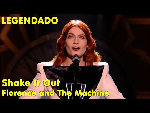 Florence and The Machine - Shake It Out (LIVE: The X Factor) [LEGENDADO]