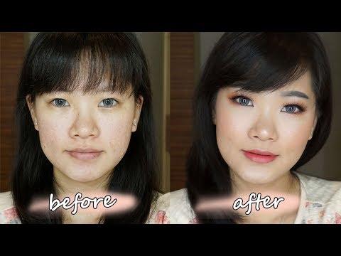 Suka makeup yang simple dan langsung terlihat fresh? Cobain pakai eyeshadow warna orange atau peach pasti terlihat segar ^_^