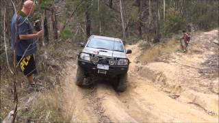 Enfeild State Park Jan 2015 4WD Reccy Run