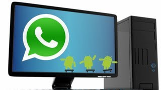 How to Install WHATSAPP on PC [2012]
