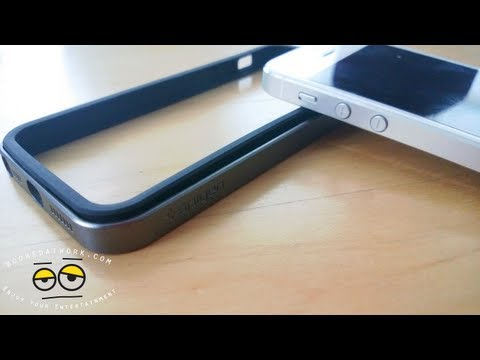 Spigen Neo Hybrid EX Ultra Slim iPhone 5 Bumper Case Review