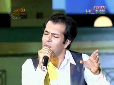 Darta Katey Na Shama Pa Zra Ke Me Larhzaan De  Hamayoon Khan New Song 2011 Posted By Nouman Khan.flv video