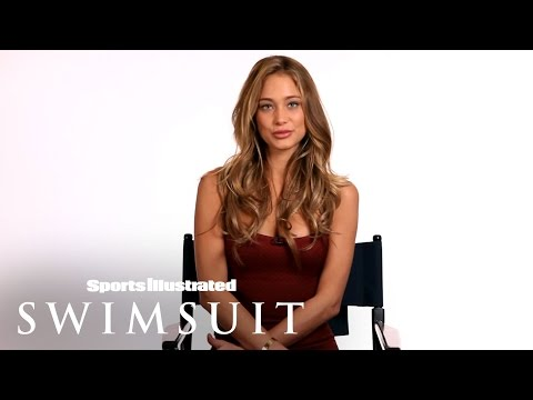 Swim Daily, Hannah Davis Profile