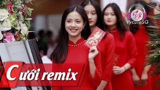 Nonstop liên khúc Nhạc Trẻ Remix ĐÁM CƯỚI 2019 Cô Dâu Chú Rể Rất Phấn Khởi
