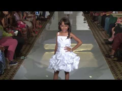 KIDS Fashion Democracy Fashionestas Rule 2013 All White Evening Wear Look