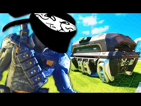 Black Ops 3 Ninja Trolling - Mr. Steal Your Care Package! (Ninja Defuses, Funny Moments & Trolling)