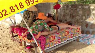 Massage on The Beach - Hair Removal on the Beach (Phu Quoc Island) - Only Vietnam