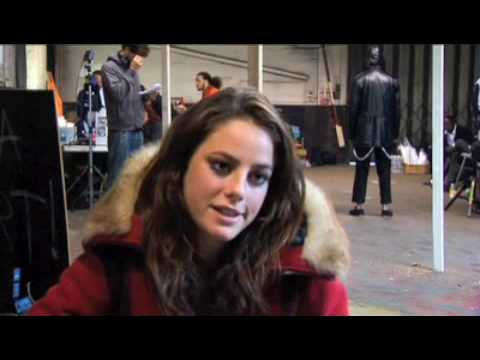 SHANK - Exclusive Interview of KAYA SCODELARIO (Part 1)
