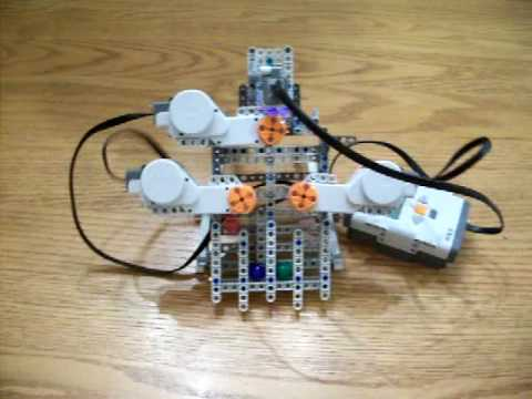 Color Ball Sorter Lego Mindstorm NXT-2.0